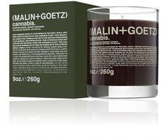 Malin+Goetz Cannabis Candle at Barneys New York