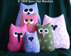 A Gathering of Hoot Owls PM