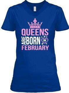 Queens Are Born In F