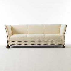 Sofas - pretty but I will probably never be able to have this with 3 boys!!!
