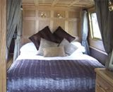 A good night's sleep is essential for a happy holiday so all our boats have fixed beds with luxurious sprung mattresses.