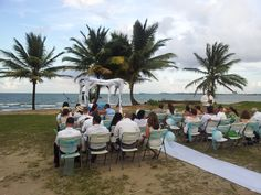 Boda @ Confort Inn Puerto Rico Beautifull Sunset! Destination Weddings Puerto Rico