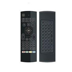 DroidBOX VIP V2 3-in-1 Backlight Remote Wireless 2.4Ghz Air-Mouse with QWERTY Keyboard for Android TV BOX, T8, TX2, TX3, Raspberry Pi, Minix, Fire TV, NVIDIA Shield #DroidBOX #Backlight #Remote #Wireless #.Ghz #Mouse #with #QWERTY #Keyboard #Android #BOX, #Raspberry #Minix, #Fire #NVIDIA #Shield