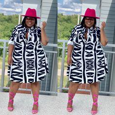 Fall Fashion Outfits, Stylish Outfits, Autumn Fashion, Cute Outfits, Plus Size Fashion For Women, Plus Fashion, Midi Flare Dress, Look Plus Size, Full Figure Fashion