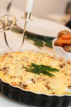 Bessastaðaýsa – Ljúfmeti og lekkerheit Cheescake Recipe, Cheesecake, Cinnamon Rolls, Fish Recipes, Quiche, Macaroni And Cheese, Seafood, Food And Drink, Cooking Recipes