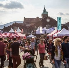 Abergavenny Food Festival, Wales
