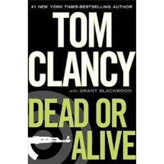 I love Tom Clancy books. All of them.