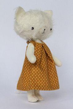 Elif Handmade felt toy - By Manomine