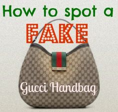How to spot a fake Gucci bag before you buy it and the key features of 843842f037f62