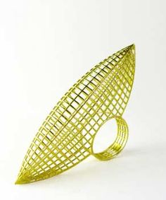 David Goodwin ring Like 3D printed #jewelry? Morpheus custom makes jewelry from images using 3d printing technology http://www.morphe.us.com/