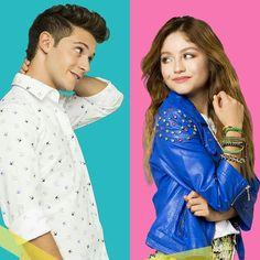Que lindo se ve Luna y Mateo juntos!