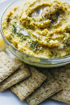 Roasted curry cauliflower dip - savory tooth                                                                                                                                                     More