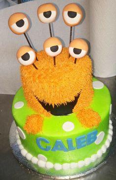 Monster cake from Naegelin's