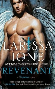 Monlatable Book Reviews: Review of Revenant (Lords of Deliverance #6) by Larissa Ione