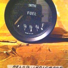 Reloj SMITH indicador gasolina