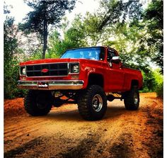 Chevy dream truck