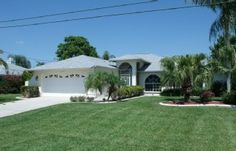 Villa Isabell Cape Coral Vacation Rental 3/2/2 Gulf Access Pool HomeVacation Rental in Cape Coral from @HomeAway! #vacation #rental #travel #homeaway