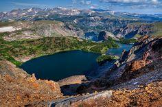 The Beartooth Pass