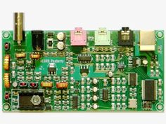 Software Defined Radio Transceiver