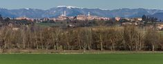 Siena - on a warm winter day