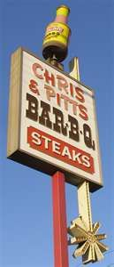 Chris & Pitts has the best onion rings in the world,,, they are located in downey California.. also this was my First Job..