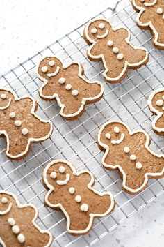 If you're looking for AIP desserts to enjoy during the holidays, you have to try these AIP Gingerbread Cookies. It's a family friendly AIP Christmas cookie. No Bake Pumpkin Pie, Baked Pumpkin, Gingerbread Cookies, Christmas Cookies, Pumpkin Pudding, Ginger Bread Cookies Recipe, Frosting Tips, Allergy Free Recipes, Desserts