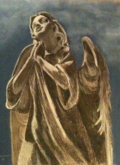 angel Angel, Art, Art Background, Kunst, Performing Arts, Art Education Resources, Angels, Artworks