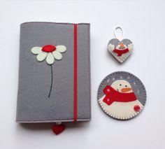 Cute Felt Keychain- Şirin Keçe Anahtarlık Cute Felt Keychain Felt cute, gift keyring Can be used as bag accessory . Accessories Store, Women Accessories, Felt Crafts, Diy And Crafts, Felt Keychain, Felt Books, Cross Stitch Embroidery, Sewing Projects, Drop Earrings