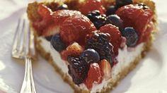 Pastel de Moras con Yogurt - QueRicavida.com