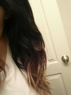 My #ombre hair!
