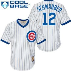 79a54f8e9 Chicago Cubs Jersey Kyle Schwarber Youth Pullover Jerseys