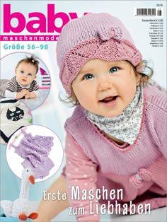 Baby Maschenmode 25/16 | Martinas Bastel- & Hobbykiste