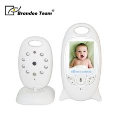 Video baby monitor 2.0 inch LCD 2 way talk Temperature monitor Lullabies IR Night vision baba electronics baby sitter  Price: $ 69.99 & FREE Shipping   #computers #shopping #electronics #home #garden #LED #mobiles