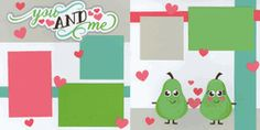 You And Me Page Kit