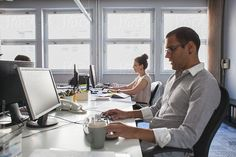 Business day at the office by yoyo | Stocksy United