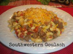 Southwestern Goulash
