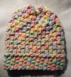 Looming Exclusive Designs: Jet Puffed Funmallows Hat