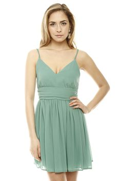 #Mint #Chiffon #Dress