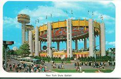 NY state pavilion