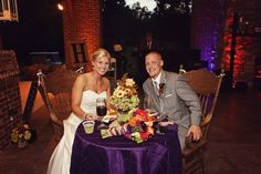 October wedding at #Smithview Pavilion.  Chase & Maegan by Ancelet Photography.