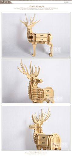 Antique animal sculpture wood animal deer table, View craving sculptures, iWood Product Details from Guangzhou iWood Crafts Co., Limited on Alibaba.com