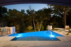 Check out our survey of luxurious plunge pool styles and designs.