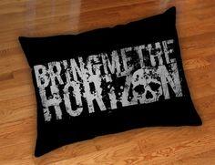 Metalcore Band Bring Me The Horizon Rectangle and by bujalajabu
