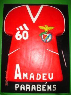 Bolo camisola Benfica