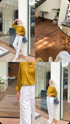 Casual Hijab Outfit, Ootd Hijab, Hijab Chic, Casual Outfits, Modern Hijab Fashion, Hijab Fashion Inspiration, Muslim Fashion, Best Online Clothing Stores, Online Shopping Clothes