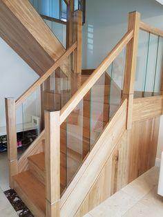 Oak Stairs Transformation By Murphy Larkin