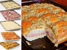 Torta Salgada... Huuuummmm Sugestão para o lanche...  https://www.facebook.com/pages/Chiquinha-Artesanato/345067182280566