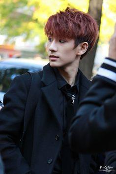 Minwoo Boyfriend <3 <3 <3