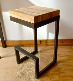 Ideas Kitchen Table And Chairs Diy Bar Stools Bar Table Diy, Diy Bar Stools, Wood Bar Table, Kitchen Table Chairs, Pub Table Sets, Bar Chairs, Table And Chairs, Bar Tables, Room Chairs