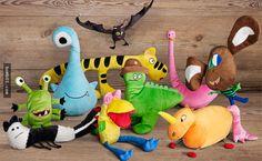 IKEA把小孩的畫作做成真實的絨毛娃娃,背後的意義讓我立刻手刀衝去買回家! - boMb01